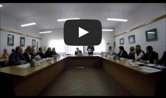 XXXI Sesja Rady Miejskiej w Rynie 28.04.2017 r.