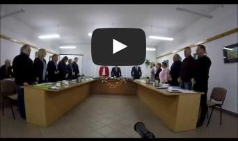 II Sesja Rady Miejskiej w Rynie 12.12.2018 r.