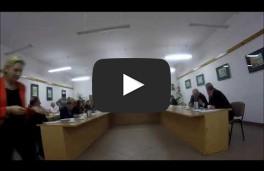 I Sesja Rady Miejskiej w Rynie 21.11.2018 r.