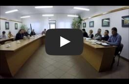 XXVI Sesja Rady Miejskiej w Rynie 04.01.2017 r.