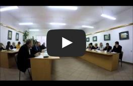 XIV Sesja Rady Miejskiej w Rynie 27.01.2016 r.