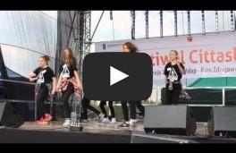 Występy ryńskich tancerzy cz.I - Festiwal Cittaslow w Gołdap 09.05.2015