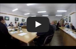 XXI Sesja Rady Miejskiej w Rynie 31.08.2016 r.
