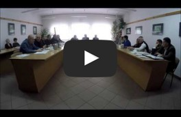 XXVII Sesja Rady Miejskiej w Rynie 25.01.2017 r.
