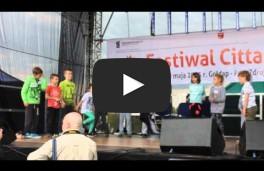Występy ryńskich tancerzy cz.VI - Festiwal Cittaslow w Gołdapi 09.05.2015