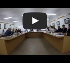 XXXVII Sesja Rady Miejskiej w Rynie 25.10.2017 r.